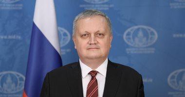 السفير الروسى يقدم تعازيه للمصريين بعد وفاة 3 فى انفجار مرفأ بيروت