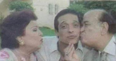 مريم عامر منيب تعليقا على صورة لوالدها وحسن حسنى ورجاء الجداوى: ذهبوا وهم مبدعون
