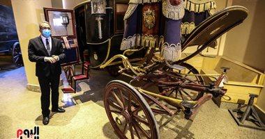 100 جنيه للأجنبى و20 للمصرى.. اعرف أسعار تذاكر متحف المركبات الملكية