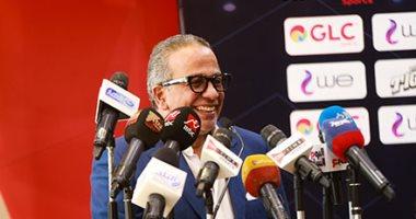 عمرو الجناينى: مباراة الأهلى والزمالك فى موعدها ولن تؤجل إلا بقرار أمنى
