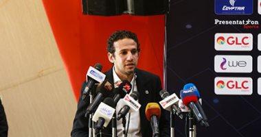 محمد فضل : أبو ريدة صاحب فضل كبير.. ولا أرغب فى البقاء بالجبلاية بعد انتهاء مهمتى