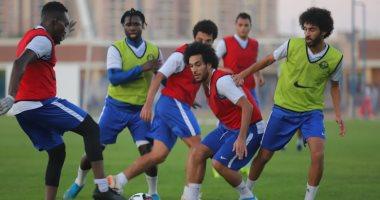 جلسات تحفيزية من أحمد سامى للاعبى سموحة قبل مواجهة الإسماعيلى