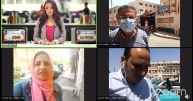 فيديو.. مراسلو اليوم السابع يرصدون أجواء صعوبة مادة الفيزياء وسهولة التاريخ