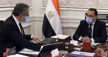 وزير السياحة: 4208 سائح استقبلتهم شرم الشيخ والغردقة خلال الأسبوع الأول من يوليو