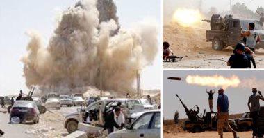 الصراع فى ليبيا - ارشيفية