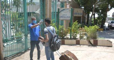 غرفة منفصلة لكل طالب.. بدء تسكين طلاب جامعة القاهرة المغتربين بالمدن الجامعية