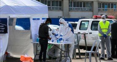 إسرائيل تعلن تسجيل 1319 حالة كورونا فى أكبر ارتفاع يومى خلال 24 ساعة