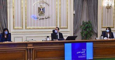 الحكومة تستعرض مشروعات تنمية شمال سيناء باستصلاح 400 ألف فدان