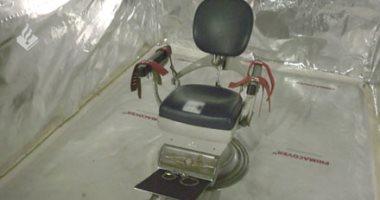 فيديووصور.. الشرطة الهولندية تعثر على غرفة تعذيب استخدمتها عصابة داخل حاوية