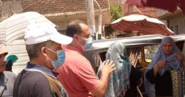رؤساء مدن الشرقية يشنون حملات على الأسواق لمتابعة تطبيق الإجراءات الاحترازية