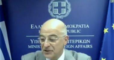 اليونان: حادث اصطدام بين سفينتين يونانية وتركية وقع الأربعاء الماضى