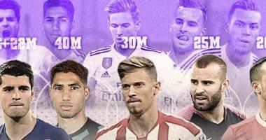 أرقام.. ريال مدريد يربح 246 مليون يورو من بيع لاعبي الأكاديمية