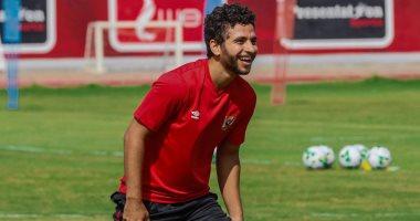 الأهلى يستبعد محمد محمود من قائمة الموسم الجديد بقرار طبى