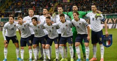 إيطاليا تسعى لمواصلة الانتصارات بمواجهة سهلة أمام البوسنة والهرسك