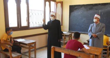 مراكز تصحيح امتحانات الدور الثانى للثانوية الأزهرية تنتهى اليوم من 33 مادة