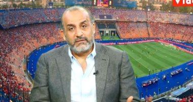 محمد شبانة يكشف موقف فايلر مع الأهلى فى لايف اليوم السابع 5 مساءً