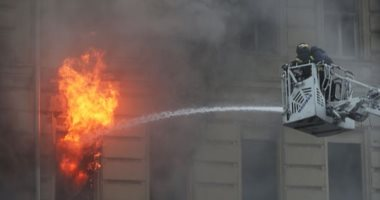 النيابة تفتح تحقيقات فى حريق ماسورة المازوت بالسلام