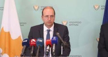 وزير الدفاع القبرصى يناقش الوضع فى شرق المتوسط مع سفراء اليونان وفرنسا وإيطاليا