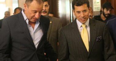 الأهلي يشكو مرتضى منصور رئيس الزمالك لوزير الرياضة