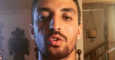 طاهر محمد يوجه أول رسالة لجمهور الأهلى بعد انضمامه للقلعة الحمراء.. فيديو