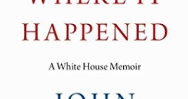 كتاب جون بولتون المثير للجدل ضد الرئيس ترامب يتصدر قائمة الأعلى مبيعا