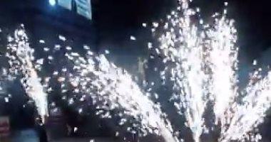 فيديو.. انطلاق احتفالات الزمالك بلقب القرن الحقيقى داخل النادى