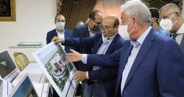 محافظة جنوب سيناء تتسلم التصميمات النهائية لمشروع إنشاء مجلس مدينة شرم الشيخ الجديد