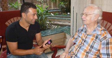 محمود رضا فى حوار سابق لليوم السابع: أديت رسالتى على أكمل وجه