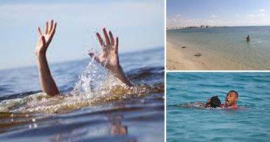 غرق شاب فى مياه البحر العباسى أمام قرية ميت المخلص بمركز زفتى