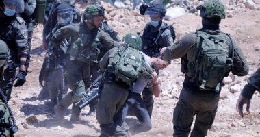 إصابات بين صفوف الفلسطينيين جراء قمع الإحتلال الإسرائيلى شرق رام الله