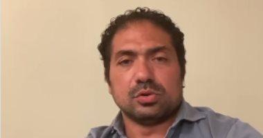الفنان محمد حمدى معلقا على ظاهرة التحرش: لا يوجد مبرر لها سوى ضعف النفس