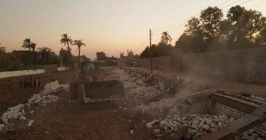 لجنة أراضى الدولة: استرداد 43 ألف فدان.. و490 ألف متر فى خمسة أيام