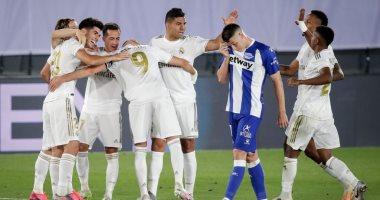 ريال مدريد بطموح البطل ضد غرناطة فى الدوري الإسباني