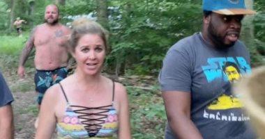 اعتداء جديد ضد رجل أسود بولاية إنديانا الأمريكية يثير الغضب.. فيديو
