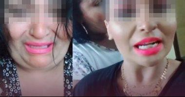 تجديد حبس شيرى هانم  وابنتها بتهمة ممارسة الدعارة على شبكات التواصل