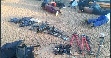 قتلى واحتجاز رهائن داخل كنيسة فى جنوب أفريقيا عقب إطلاق نار