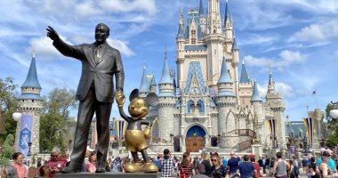 """فيديو.. """"المملكة السحرية"""" تعيد فتح أبوابها أمام الزوار فى فلوريدا الأمريكية"""