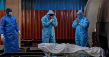 روسيا تسجل 188 حالة وفاة و6611 إصابة جديدة بفيروس كورونا