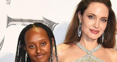 أنجلينا جولي عن ابنتها زهرة: ابنتي امرأة أفريقية استثنائية