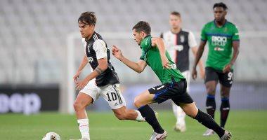 يوفنتوس يتأخر أمام أتالانتا بهدف فى الشوط الأول بالدوري الإيطالي.. فيديو