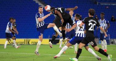 مانشستر سيتي يقسو على برايتون بخماسية في الدوري الإنجليزي.. فيديو