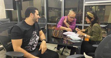 """ياسمين رئيس توقع عقود انضمامها لبطولة فيلم تحت تهديد السلاح """"صورة"""""""