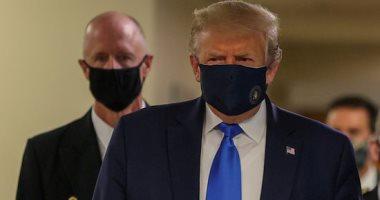 ترامب يجدد دعوته الأمريكيين إلى اتباع التدابير الصحية الوقائية لاحتواء كورونا