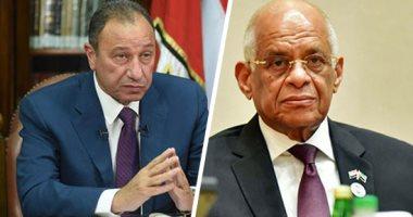 الخطيب يتقدم بخطاب لرئيس مجلس النواب لرفع الحصانة عن مرتضى منصور