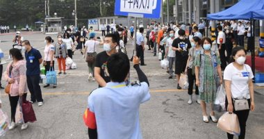 الصين تسجل 6 حالات إصابة جديدة بكورونا