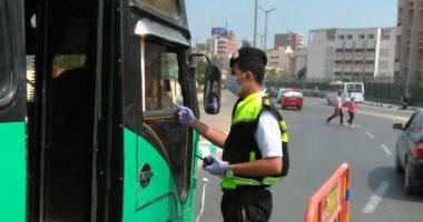 Photo of أمن أسوان يرصد 483 مخالفة مرورية فى حملات موسعة لضبط المخالفين