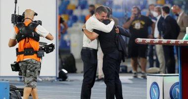 نابولي ضد ميلان.. مالديني: من الغريب مواجهة جاتوزو خصمًا