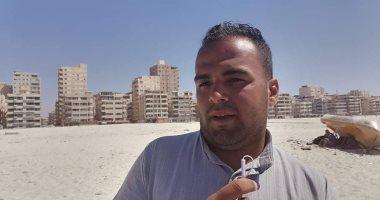 ابن عم ضحايا شاطئ النخيل: جاءوا لقضاء يوم إجازة وغرقوا فى دقيقة