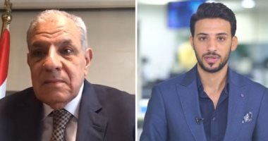 """محلب لـ""""لايف اليوم السابع"""": ما حققه السيسى إعجاز ومصر نجحت فى أزمة كورونا"""