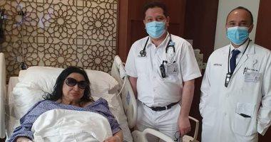 تفاصيل الحالة الصحية للمطربة اللبنانية سميرة توفيق